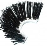 OR-SH-SMZD0320B0-BRUSH, assembly, black bristle